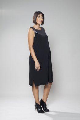 שמלת ג'וי – שחור