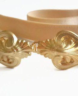 חגורת הריון – סגירה קדמית זהב