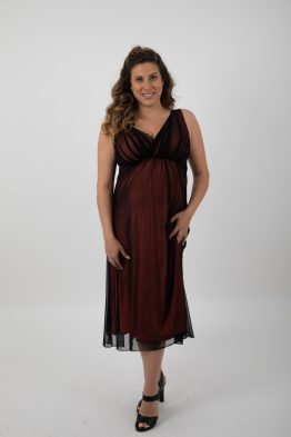 שמלת סוזאנה מידי