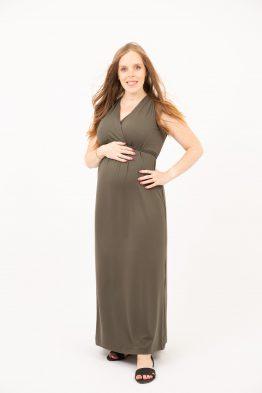 שמלת מעטפת מקסי