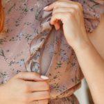 שמלת הריון הנקה כפרית